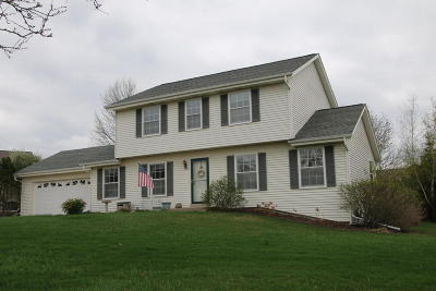 Franklin Single Family Home Active Contingent With Offer: 7211 S Dover Hill Ct