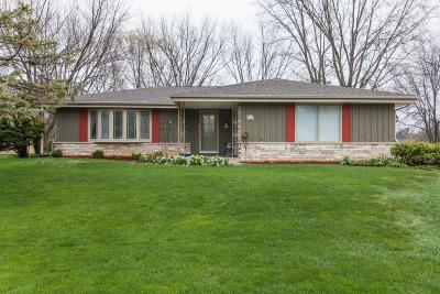 Muskego Single Family Home Active Contingent With Offer: W133s6830 Bristlecone Ct