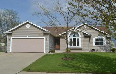Mukwonago Single Family Home Active Contingent With Offer: 138 Baron Rd