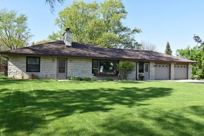 Brookfield Single Family Home Active Contingent With Offer: 15940 Brentwood Dr