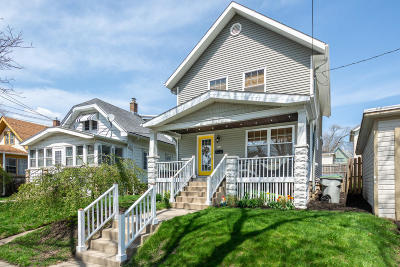 Milwaukee Single Family Home Active Contingent With Offer: 2546 S Wentworth Ave