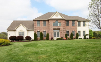 Single Family Home For Sale: W288n6372 Darles Ct