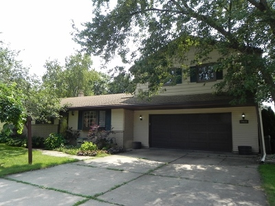 Single Family Home For Sale: 7033 W Armour Ave