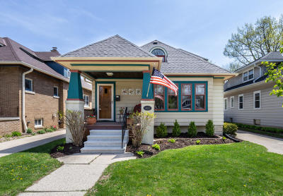 Shorewood Single Family Home Active Contingent With Offer: 4214 N Larkin St