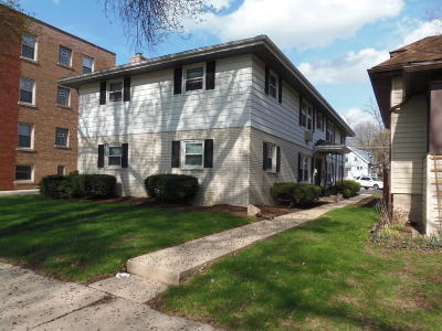 West Allis Multi Family Home Active Contingent With Offer: 2118 S 79th St.