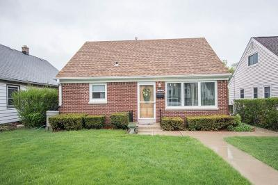 Greenfield Single Family Home For Sale: 4618 W Morgan Ave