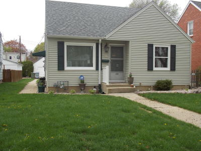 Milwaukee Single Family Home For Sale: 3431 N 87th St