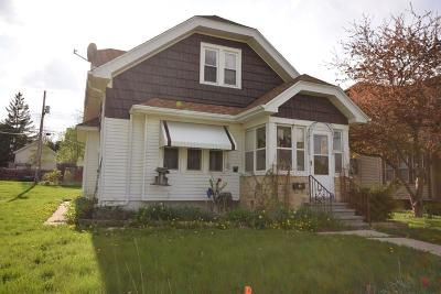 West Bend Single Family Home Active Contingent With Offer: 612 S 6th Ave
