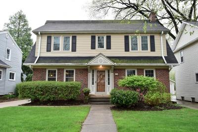 Single Family Home For Sale: 6311 W Wisconsin Ave