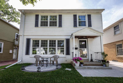 Whitefish Bay Single Family Home For Sale: 5059 N Kent Ave