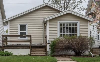 West Allis Single Family Home Active Contingent With Offer: 2013 S 70th St