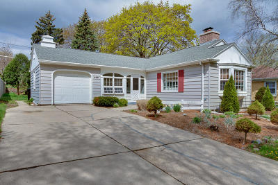 Racine Single Family Home Active Contingent With Offer: 926 Kentucky St