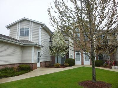 South Milwaukee Condo/Townhouse Active Contingent With Offer: 1301 College Ave #3H