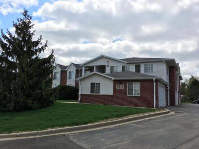 Pleasant Prairie WI Condo/Townhouse Active Contingent With Offer: $134,900