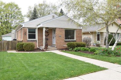 Glendale Single Family Home Active Contingent With Offer: 5641 N Bethmaur Ln