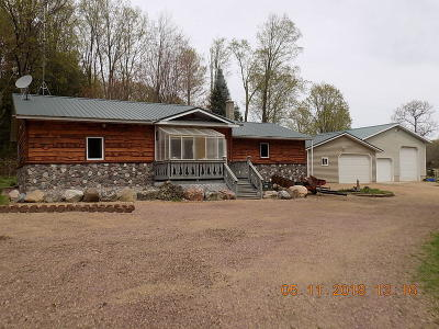 Mountain Single Family Home For Sale: 13790 Lund Ln