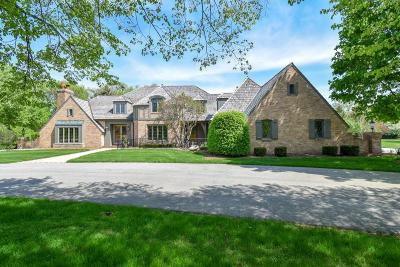 Waukesha Single Family Home For Sale: N11w29450 Castle Combe