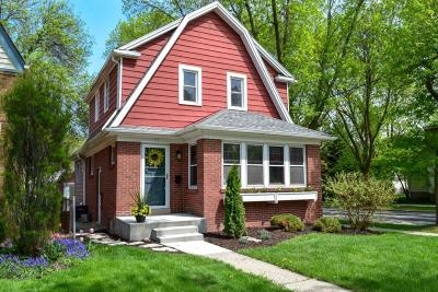 Milwaukee Single Family Home Active Contingent With Offer: 302 N 68th St