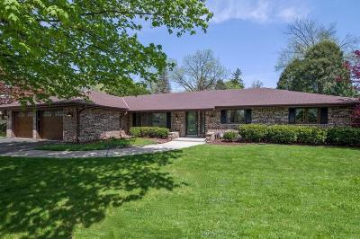 Glendale Single Family Home Active Contingent With Offer: 2110 W Woodbury Ln