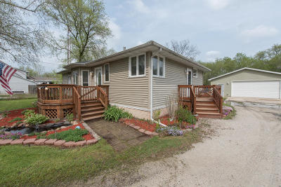 Pleasant Prairie Single Family Home For Sale: 10015 28th Ave