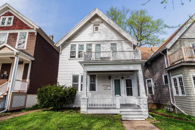 Milwaukee WI Two Family Home For Sale: $279,500