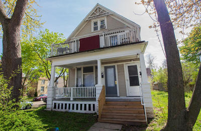 Milwaukee WI Two Family Home For Sale: $247,500