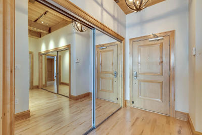Milwaukee Condo/Townhouse Active Contingent With Offer: 601 E Erie St #507-509