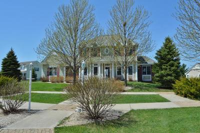 Oconomowoc Single Family Home Active Contingent With Offer: W381n8185 Rolling River Cir