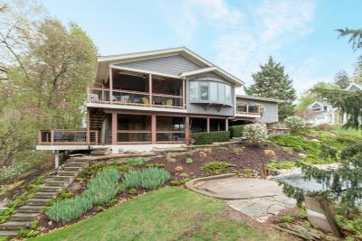 Lake Geneva Single Family Home For Sale: 1120 S Lake Shore Dr #20