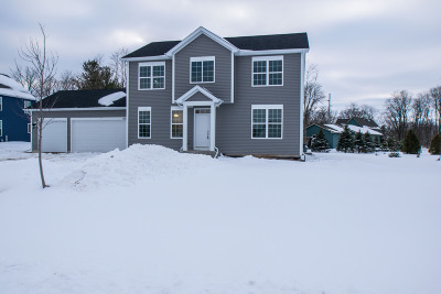 Williams Bay Single Family Home For Sale: Lt9 Bailey Estates #Madison