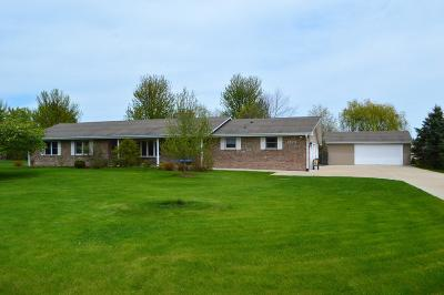 Kenosha Single Family Home Active Contingent With Offer: 1523 47th Ave