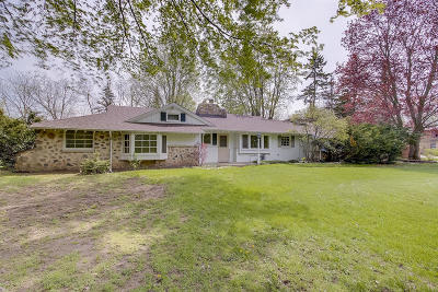 Hales Corners Single Family Home Active Contingent With Offer: 6010 S 92nd St