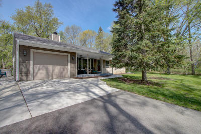Mequon Single Family Home Active Contingent With Offer: 10437 N O'connell Ln