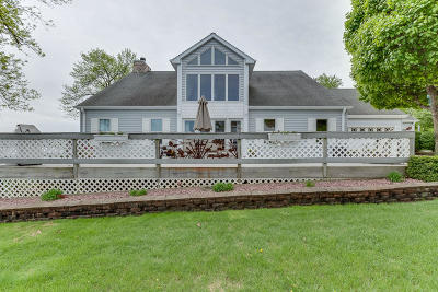 Kenosha County Single Family Home Active Contingent With Offer: 216 S Cogswell Dr