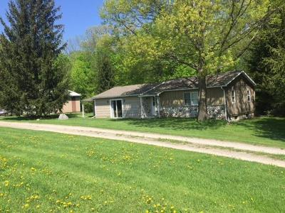 Watertown Single Family Home Active Contingent With Offer: N1061 Poplar Grove Rd