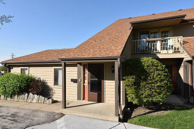 Greenfield Condo/Townhouse Active Contingent With Offer: 3719 W Loomis Rd