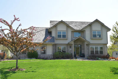 Menomonee Falls Single Family Home For Sale: W170n7632 Patrician Pkwy
