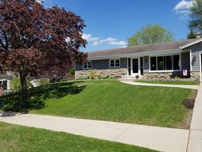 West Bend Single Family Home Active Contingent With Offer: 513 S 15th Ave