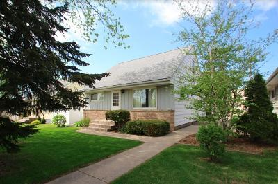 Greenfield Single Family Home For Sale: 4808 W Layton Ave