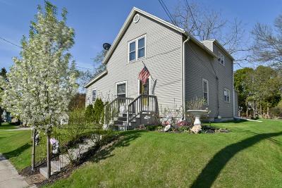 Port Washington Single Family Home For Sale: 251 N Spring Street