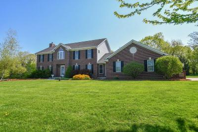 Hartland Single Family Home Active Contingent With Offer: W280n4912 Jerilane Ct