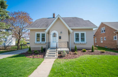 Ozaukee County Single Family Home Active Contingent With Offer: 225 W Dodge St