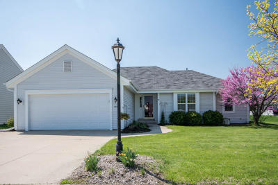 Waukesha Single Family Home Active Contingent With Offer: 3544 River Valley Rd
