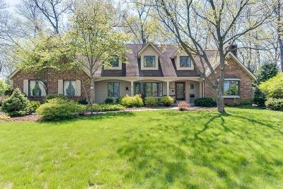 Racine Single Family Home For Sale: 4310 Hideaway Hollow