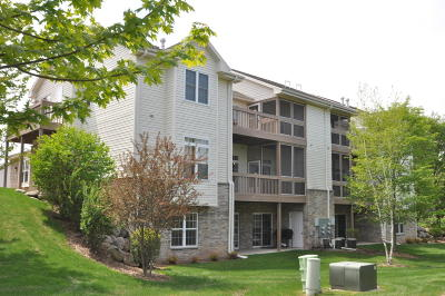 Franklin Condo/Townhouse Active Contingent With Offer: 9261 S 54th