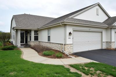Waukesha Condo/Townhouse Active Contingent With Offer: 2702 Raintree Ct #1