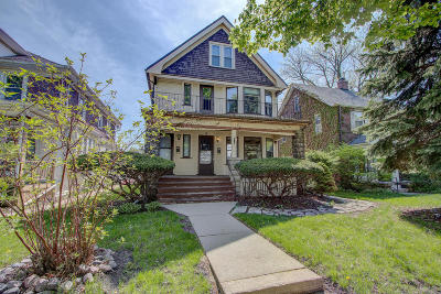 West Allis Two Family Home For Sale: 1538-1540 S 75th St