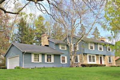 Brookfield Single Family Home Active Contingent With Offer: 18220 Harvest Ln