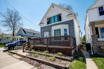 South Milwaukee Two Family Home For Sale: 2418 Cleveland Pl