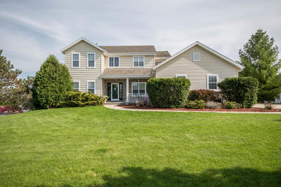 Mukwonago Single Family Home Active Contingent With Offer: 1233 Williams Dr
